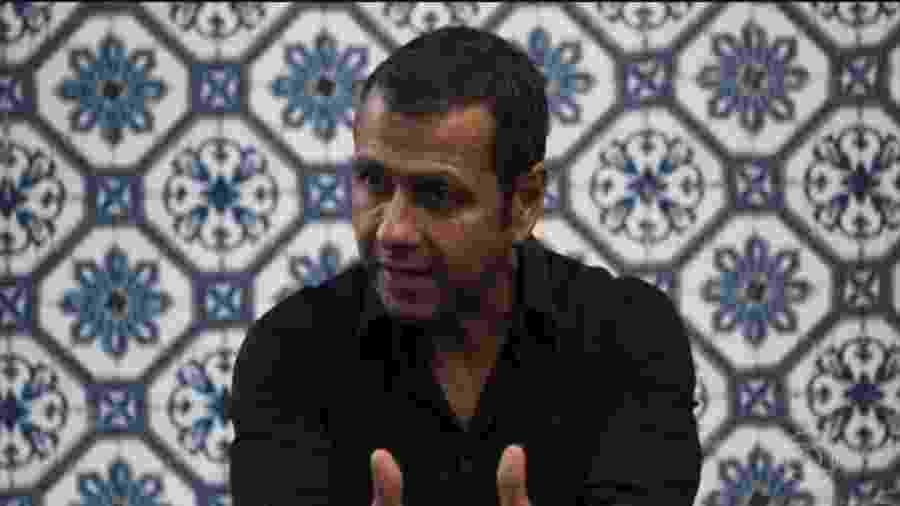 Marcos Palmeira como Amadeu, de A Dona do Pedaço, da Globo (Reprodução/Globo) - Marcos Palmeira como Amadeu, de A Dona do Pedaço, da Globo (Reprodução/Globo)