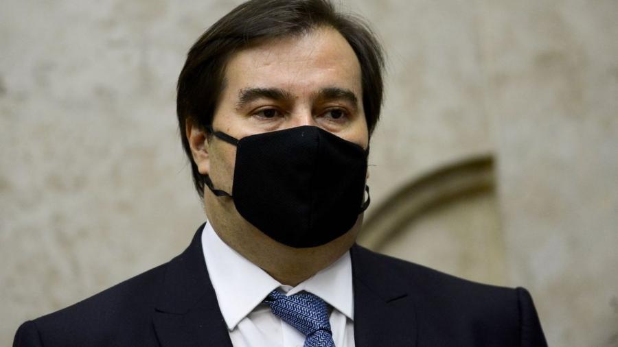 O presidente da Câmara, Rodrigo Maia (DEM-RJ)                              -                                 Marcelo Camargo/Agência Brasil