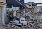 Prédio de três andares desaba em Nilópolis (RJ)