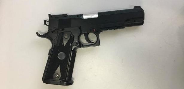 Simulacros de armas de fogo estariam sendo usadas em assaltos no Rio