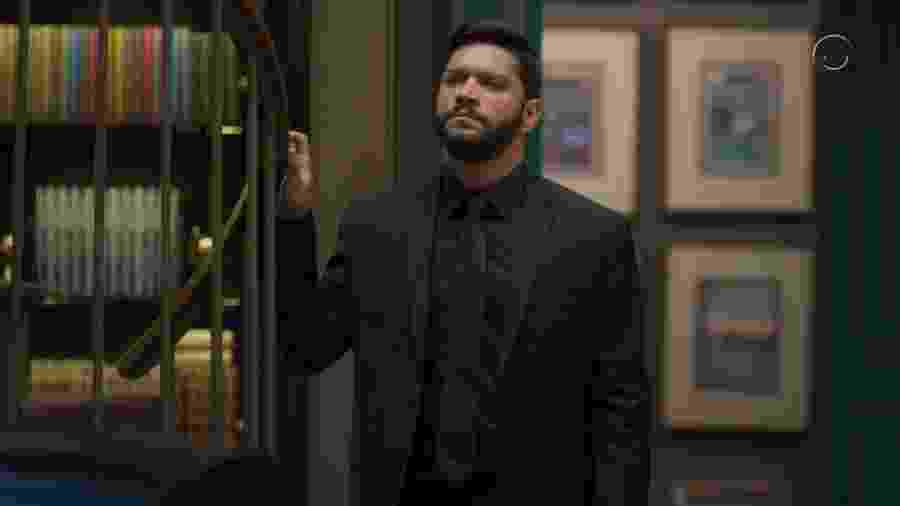 Diogo (Armando Babaioff) em Bom Sucesso (Reprodução/TV Globo). - Diogo (Armando Babaioff) em Bom Sucesso (Reprodução/TV Globo).