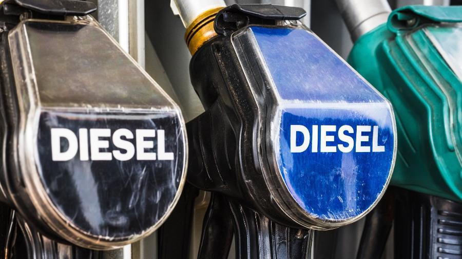 Importação de diesel cresceu 57,2% em abril na comparação com março; foram 1,4 milhão de metros cúbicos - Foto: Shutterstock