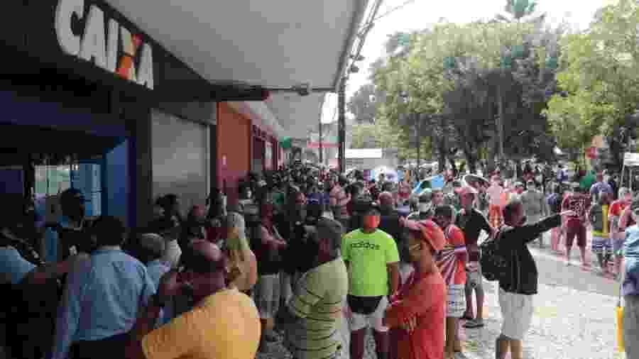 O auxílio emergencial teve seus últimos pagamentos ainda em 2020, no dia 29 de dezembro                              - BRUNO CAMPOS/JC IMAGEM
