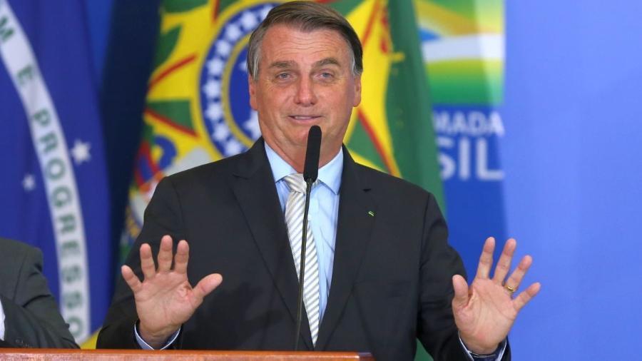 Bolsonaro -  Fabio Rodrigues Pozzebom/Agência Brasil