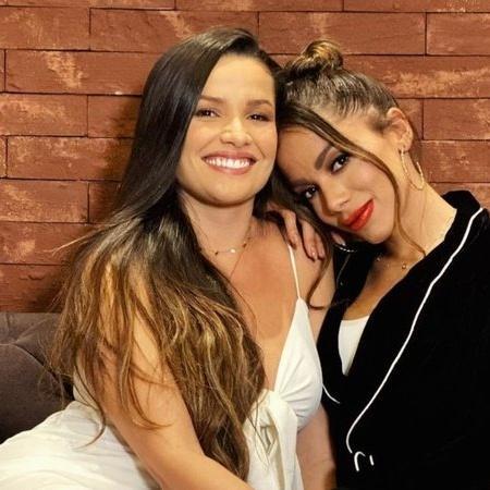 Juliette levou bronca de Anitta por decidir ver os episódios do BBB 21 - Instagram
