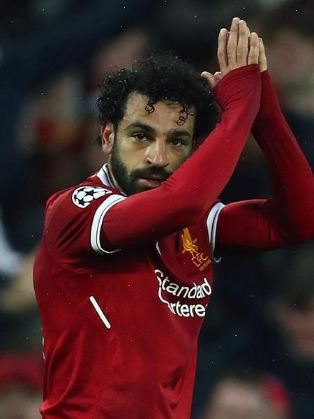 Mohamed Salah, do Liverpool (Photo by Clive Brunskill/Getty Images) -