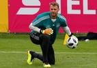 Löw exibe confiança em contar com Neuer na Copa - Leonhard Foeger/Reuters