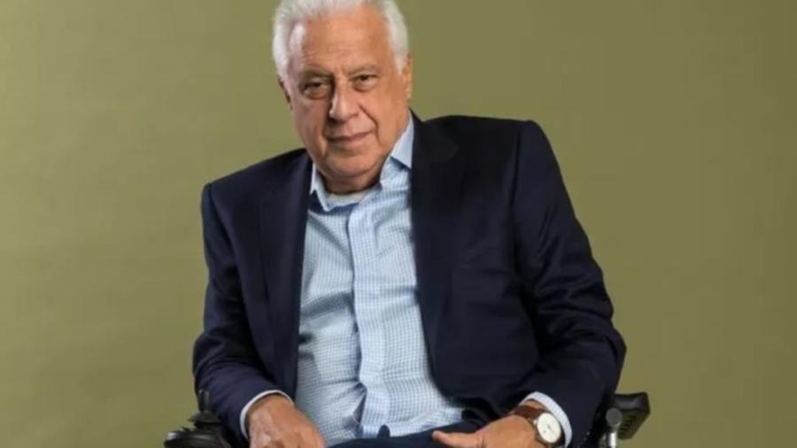 Antonio Fagundes  - Divulgação/ TV Globo