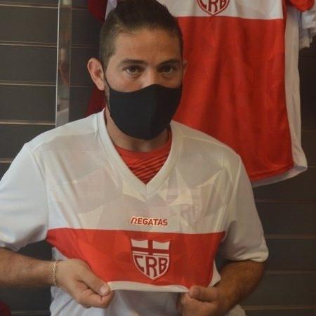 Diego Torres é destaque do CRB - Divulgação/CRB