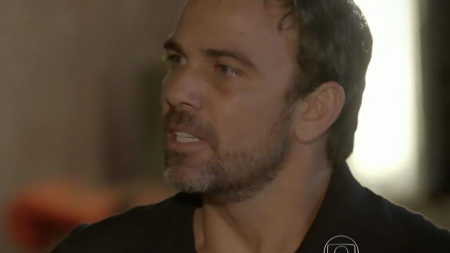 Lobão (Marcelo Faria) em Malhação - Sonhos (Reprodução/Globo)  - Reprodução / Internet