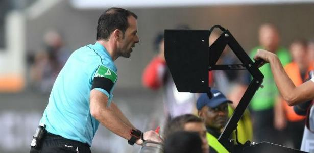 VAR não estará disponível aos árbitros no Campeonato Brasileiro