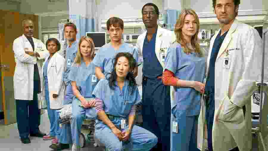 """""""Grey""""s Anatomy"""" interrompe produção devido a surto de coronavírus - Reprodução / Internet"""