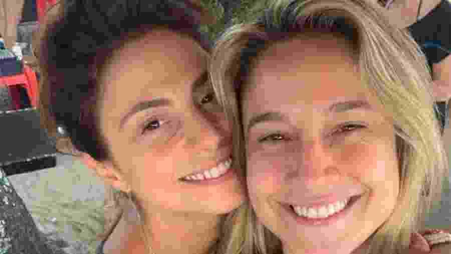 Fernanda Gentil e Priscila Montadon - Reprodução
