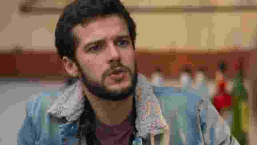 Giovanni (Jayme Matarazzo), em Haja Coração (reprodução) - Reprodução / Internet