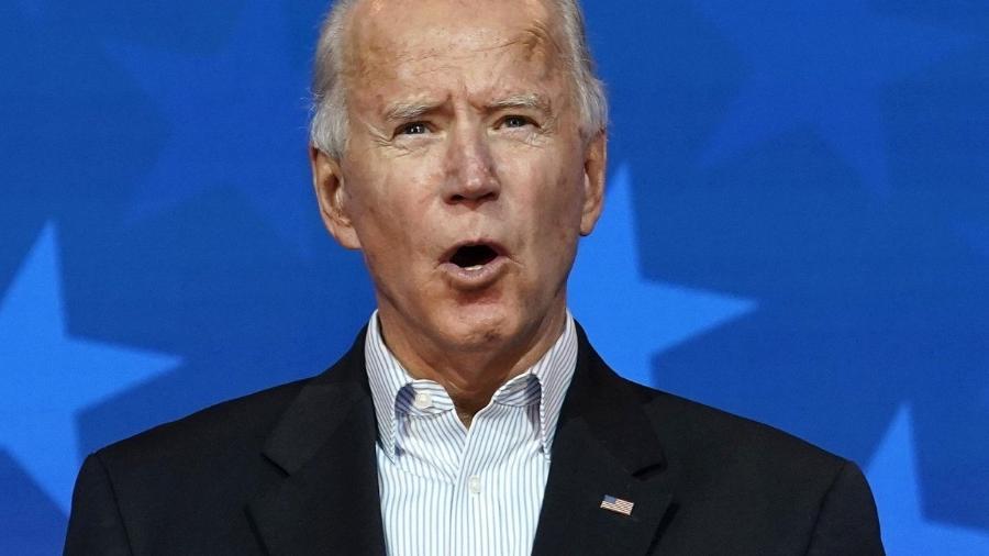 Biden diz que escolheu secretário do Tesouro que irá agradar todos os democratas -                                 AFP