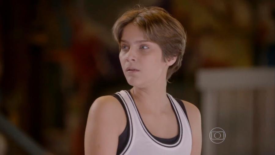 Karina (Isabella Santoni) em Malhação - Sonhos (Reprodução / Globo) - Reprodução / Internet