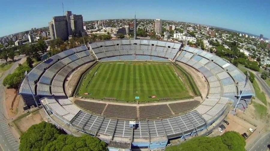 Estádio Centenário pode voltar a receber a decisão de um mundial após cem anos - Reprodução/Youtube