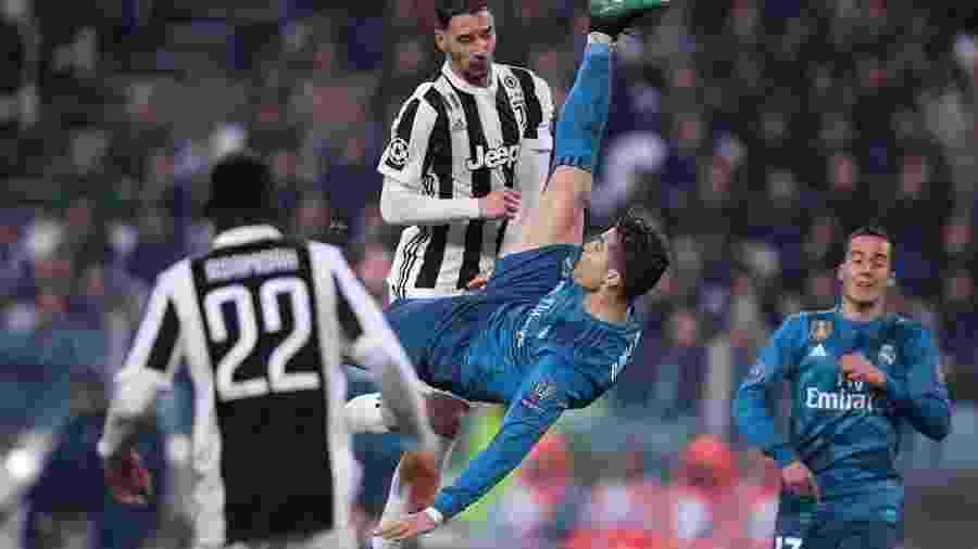 Treinador diz que atacante não treme em decisões e elogia jogo coletivo do Real - Alberto Lingria/Reuters