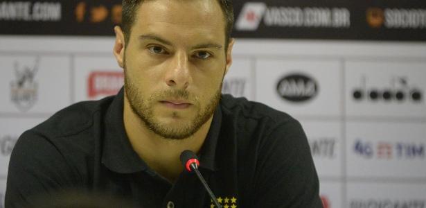 Argentino Desábato conquistou rapidamente a titularidade no Vasco