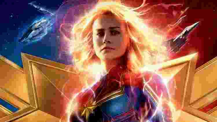 Uniformes de Capitã Marvel e estátua da Goose são expostos na Comic-Con 2019; veja! -  -