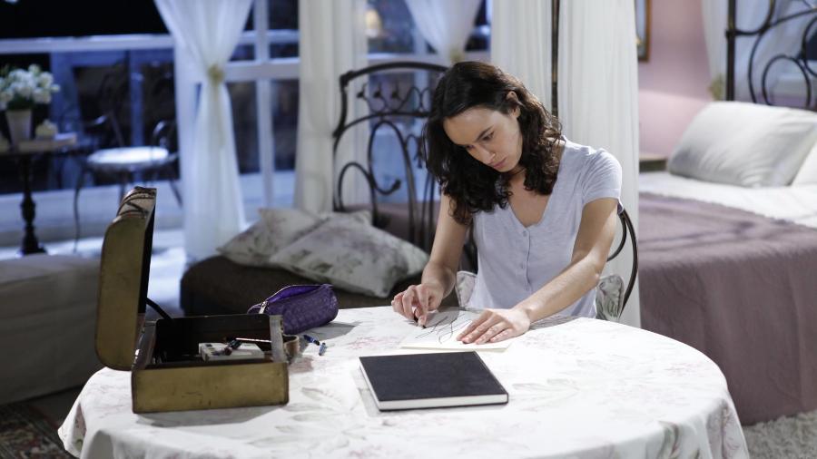 Naiumi Goldoni como Gabriela em Chiquititas (Lourival Ribeiro / SBT) - Reprodução / Internet