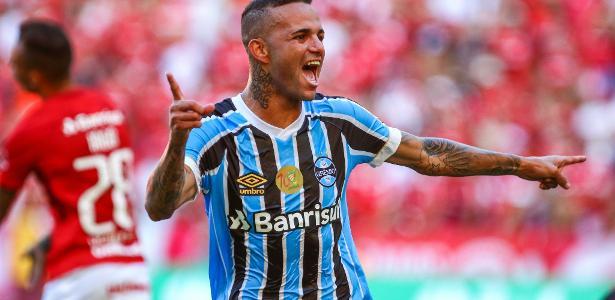 Luan desfalca o Grêmio na estreia pelo Campeonato Brasileiro neste sábado