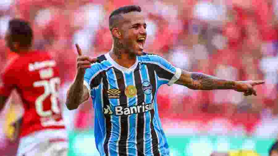 Luan desfalca o Grêmio na estreia pelo Campeonato Brasileiro neste sábado 5226b3ff97eb4