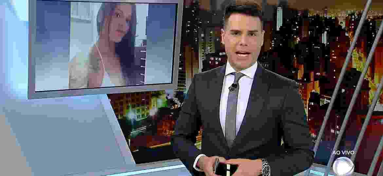 Luiz Bacci na edição de terça do Cidade Alerta - Record/TV Record