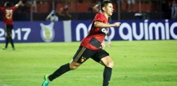 Osvaldo recuperou seu bom futebol no Sport após passagem ruim pelo Fluminense