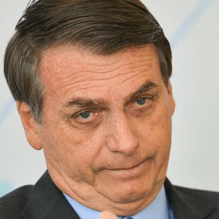O presidente Jair Bolsonaro: soluços e acessos de tosse já interromperam falas e entrevista - Foto: Marcelo Camargo/Agência Brasil