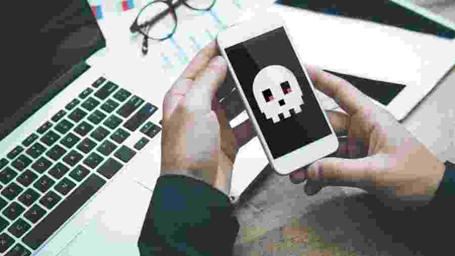 A proteção dos iPhone é diferente dos Androids -