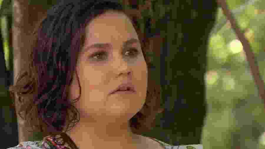 Nancy (Rafaela Ferreira) de As Aventuras de Poliana (Reprodução - SBT) - Reprodução / Internet