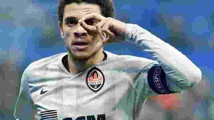 Taison, jogador do Shakhtar - GettyImages - GettyImages
