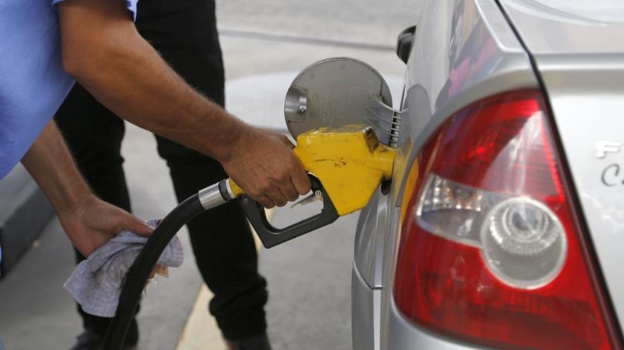 Preço da gasolina sobe na 1ª quinzena de maio e chega a R$ 5,78, diz ValeCard -  Felipe Rosa/Arquivo/Tribuna do Parana