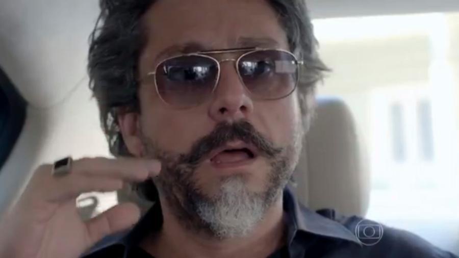 José Alfredo (Alexandre Nero) em Império (Reprodução / Globo). - Reprodução / Internet