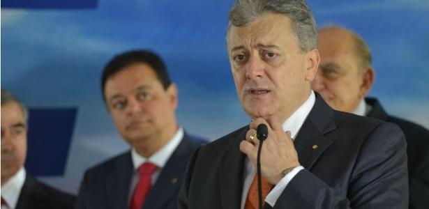 Aldemir Bendine, ex-presidente do Banco do Brasil e da Petrobras