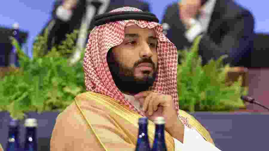 Mohammed bin Salman, príncipe herdeiro do trono da Arábia Saudita - U.S. Department of State