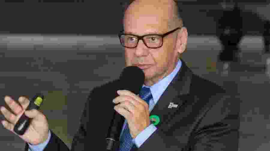Médico Dimas Covas - Governo do Estado de São Paulo/Reprodução