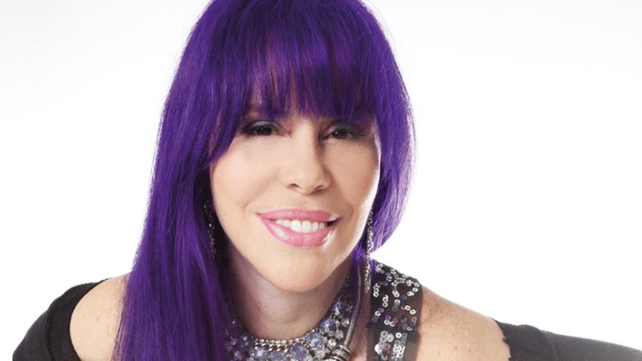 Baby do Brasil, cantora e agora apresentadora de reality show - Reprodução / Internet