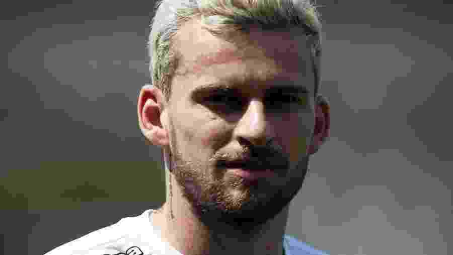 Meia foi liberado pela comissão técnica e não treinou neste sábado - Ivan Storti/Santos FC