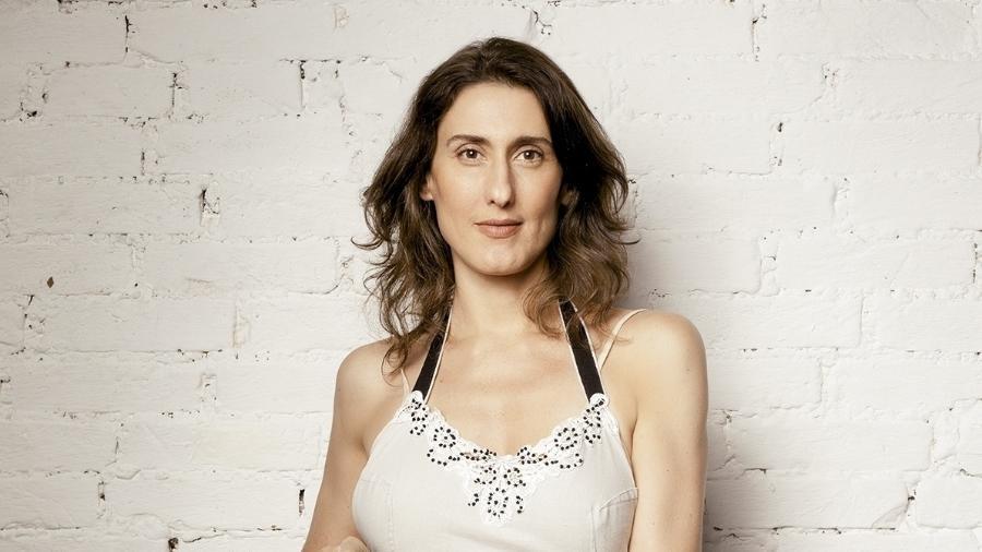 A chef Paola Carosella permaneceu por seis anos na Band - Reprodução / Internet