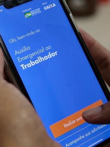 Auxílio emergencial -  Tribuna do Paraná
