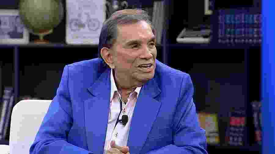 Dedé Santana tinha projeto de série com Renato Aragão - Divulgação/ RedeTV!