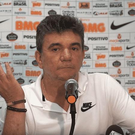 Andrés Sanchez, presidente do Corinthians - Reprodução