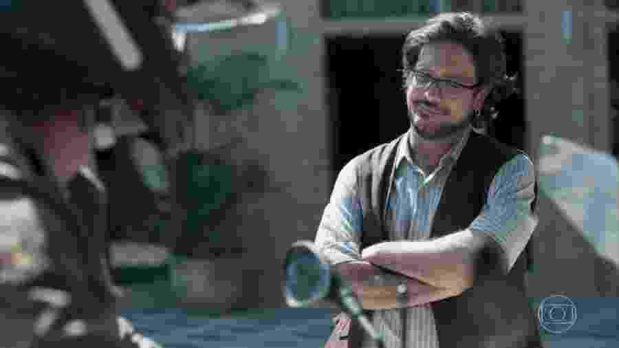 Roney (Lúcio Mauro Filho) em Malhação (Reprodução/TV Globo). - Reprodução / Internet