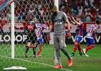 Vanderlei tenta manter escrita contra São Paulo - Marcelo Malaquias/Framephoto/Estadão Conteúdo