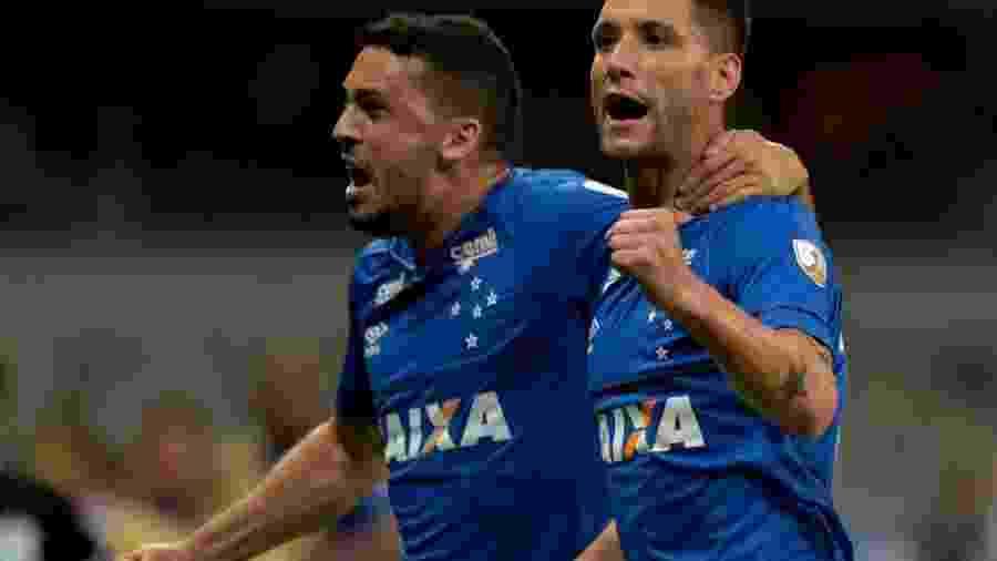 Cruzeiro massacrou a La U e igualou sua maior goleada na história da Libertadores - Washington Alves/Reuters