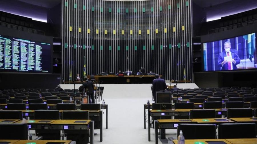 Plenário da Câmara dos Deputados  -  Cleia Viana/Câmara dos Deputados
