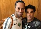 Irmão de Ronaldinho Gaúcho sofre infarto e vai para UTI em Porto Alegre - Reprodução/Instagram