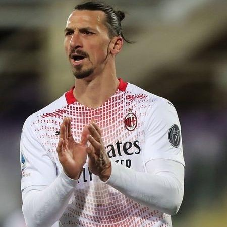 """Jogador do Milan exalta Ibrahimovic e diz: """"É como um pai para todos nós"""" - GettyImages"""